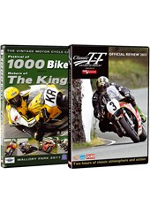 Festival of Bikes and Classic TT DVD Bundle