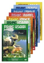 Fishing With the Experts 7 DVD Bundle