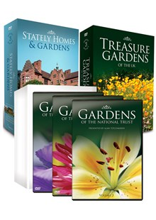 Gardening DVD Box Sets Offer Bundle