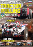 Great Eccleston Tractor Pulling Finals (August) 2019 DVD
