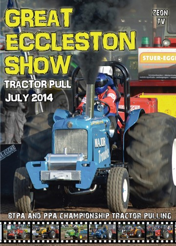 Championship Tractor Pulling, Great Eccleston August 2014 DVD - click to enlarge