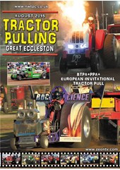 Tractor Pulling Great Eccleston (August) 2015 DVD