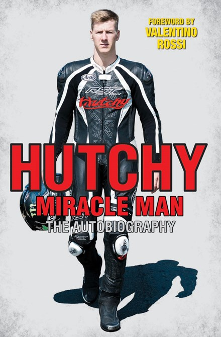 Hutchy Miracle Man The Autobiography (HB)