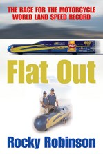 Flat Out Book