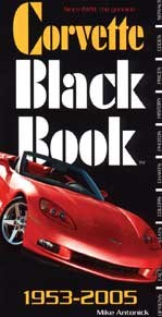 Corvette Black Book 1953-2005