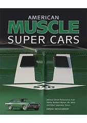 American Muscle Super Cars (HB)
