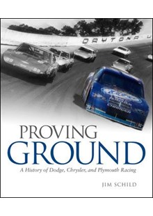 Proving Ground (HB) ISBN: 0760334587