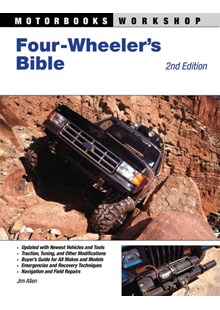 Four Wheelers Bible (PB) ISBN-13: 9780760335307