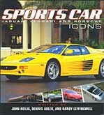 Sports Car Icons Book