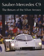Sauber-mercedes C9.THE Return of the Silver Arrows