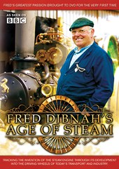 Fred Dibnah's Age of Steam DVD