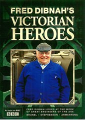 Fred Dibnah's Victorian Heroes DVD