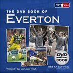 The DVD Book of Everton (HB)