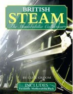 British Steam - The Memorabilia Collection (HB)