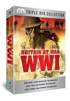 Britain At War WWI (3 DVD Set)