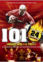 101 Great Welsh Tries (DVD)