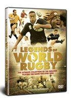 Legends of World Rugby DVD