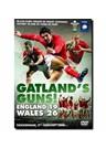 Gatland's Guns - England 19-26 Wales (DVD)
