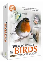 How To Attract Birds to Your Garden 3DVD Box Set
