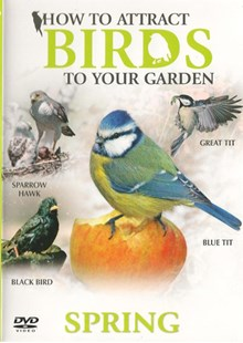 How to Attract Birds to your Garden Spring DVD