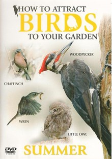 How to Attract Birds to your Garden Summer DVD