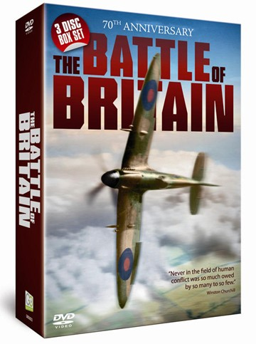 Battle of Britain Triple DVD Set (DVD) - click to enlarge