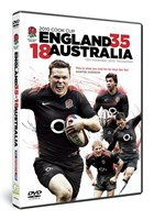 England 35-18 Australia - 2010 Cook Cup (DVD)