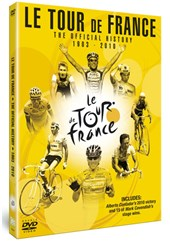 Le Tour De France Official History 1903 - 2010 (DVD)