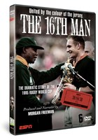 The 16th Man - 1995 Rugby World Cup (DVD)
