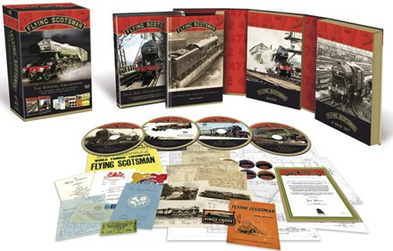 The Flying Scotsman Collection