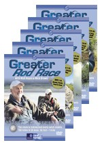 Greater Rod Race 5 DVD Bundle