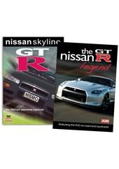 Nissan GT-R Special Offer 2 DVD Bundle