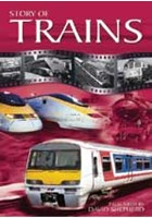 Story of Trains DVD