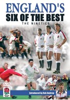 England's Six of the Best 1990's