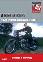 A Bike is Born - 1970 Triumph