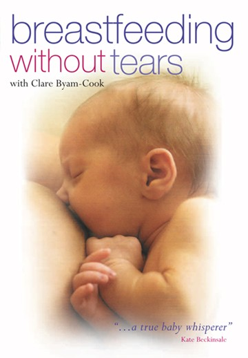 Breastfeeding without tears DVD - click to enlarge