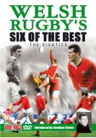 Welsh Rugby's Six of the Best - The Eighties DVD