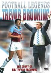 Football Legends - Trevor Brooking DVD