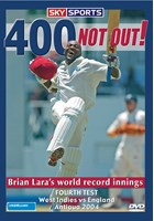 Brian Lara's 400 Not Out (DVD)