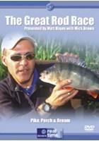 Matt Hayes Great Rod Race - Episodes 10-12 DVD