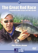 Matt Hayes Great Rod Race - Episodes 10-12 DVD