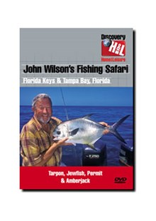 John Wilson's Fishing Safari - Florida Keys & Tampa Bay DVD