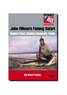 John Wilson's Fishing Safari - Skeleton Coast, Ismoralda DVD