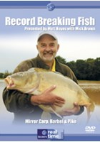 Record Breaking Fish with Matt Hayes - Episodes 1-3 DVD