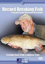 Record Breaking Fish with Matt Hayes - Episodes 4-6 DVD