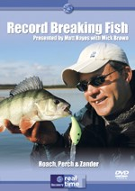 Record Breaking Fish with Matt Hayes - Episodes 7-9 DVD