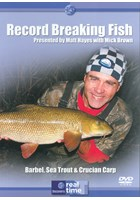Record Breaking Fish with Matt Hayes - Episodes 10-12 DVD