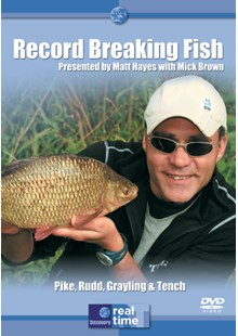 Record Breaking Fish with Matt Hayes - Episodes 13-15 DVD