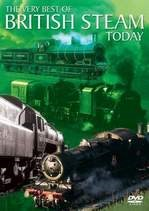 DVD the Very Best Ofbritish Steam Today