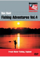 Rex Hunt Fishing Adventures Vol 4 - Fresh Water Fishing DVD